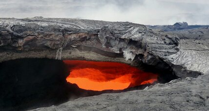 Lava inches toward Hawaii community: Kilauea's Tutu Pele spirit strikes again?