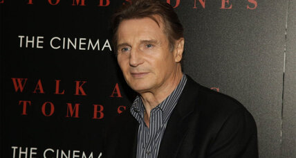 Liam Neeson's movie 'A Walk Among the Tombstones' has a retro film noir vibe