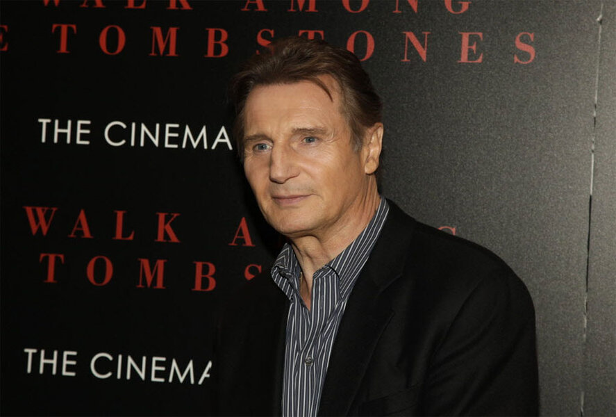 Liam Neeson's movie 'A Walk Among the Tombstones' has a