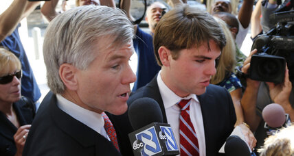 Former Va. Gov. McDonnell, wife guilty of public corruption