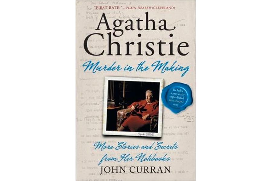 agatha christie s secret notebooks curran john