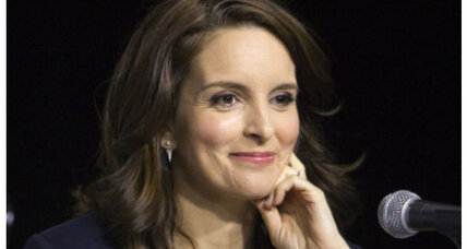 Tina Fey: A resume built on parenting skills