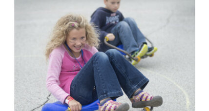 Free-range kids: Where do the boundaries start?