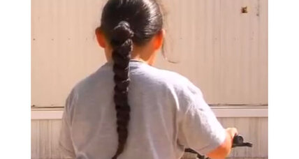 Dress code flare up: Native American kindergartner sent home for braid
