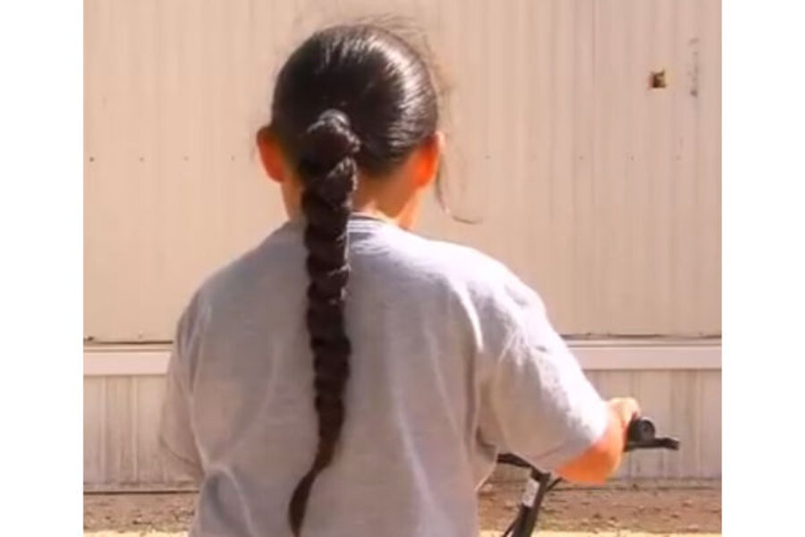 Dress Code Flare Up Native American Kindergartner Sent Home For