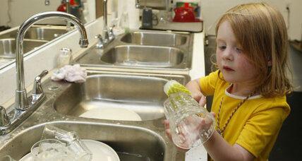 'Green preschools' teach children the basics of natural living