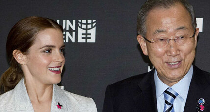 Emma Watson and HeForShe: Points to flaws in man-hating (+video)
