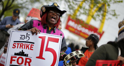 Fast-food wage dispute: How are teens part of the discussion?