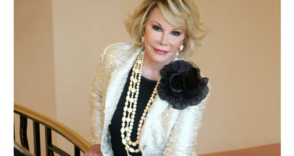 Joan Rivers gives mom the last laughs