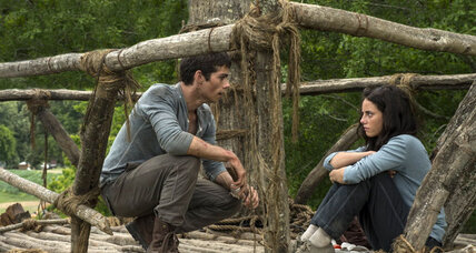 'The Maze Runner' doesn't separate itself from its YA dystopian brethren