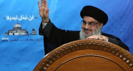 Hezbollah, warily, lines up with 'Great Satan' to fight against IS