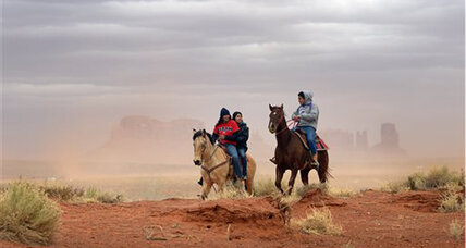 Navajo Nation wins record-setting $554 million from US government