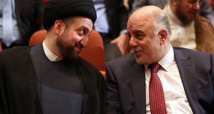 New Iraqi government faces multiple challenges