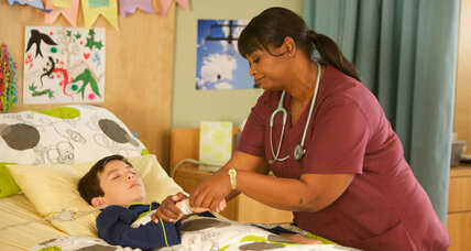 'Red Band Society' star Octavia Spencer discusses the show's unexpected humor