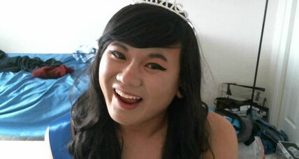 Homecoming queen Scarlett Lenh puts transgender issues front and center