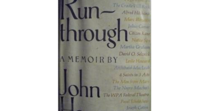 Reader recommendation: Run-Through