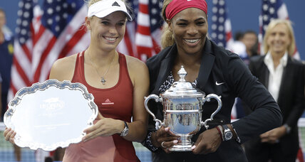 Serena Williams ties Chris Evert with sixth US Open ladies title