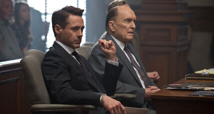 Robert Downey Jr. stars with Robert Duvall in 'The Judge'