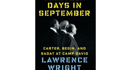 'Thirteen Days in September' is a great, readable account of the Camp David Accords