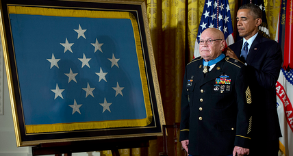 Vietnam War soldiers receive Medal of Honor: Why so late?
