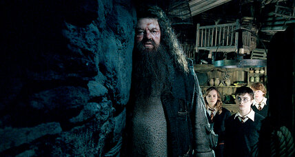 Is J.K. Rowling building a real-life version of Hagrid's hut?