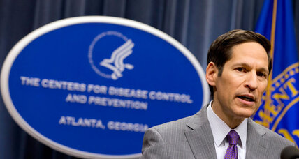 White House works to stem American public's fear of Ebola (+video)