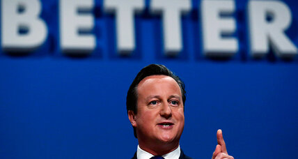Cameron promises political reform as British election looms. Is EU listening? (+video)