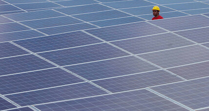 Solar power: World's No. 1 electricity source by 2050?