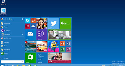 Windows 10: Microsoft merges best ideas from Windows 7 and 8