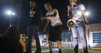 Ferguson's ballot box protest: voter registration up 25 percent since shooting