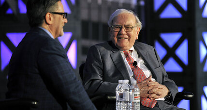 Warren Buffett the car buff? Billionaire buys Van Tuyl Group.(+video)
