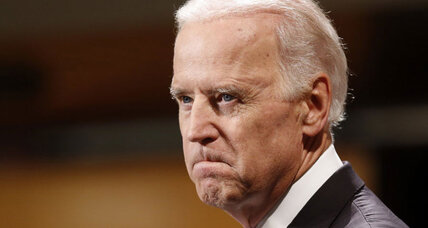 Joe Biden calls his job a [expletive deleted]. Is he actually right?