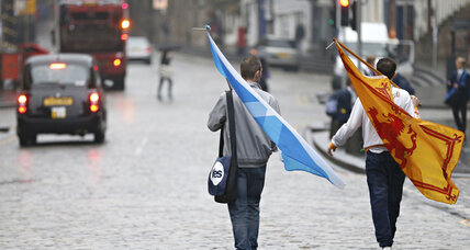 Could Britain's 2015 vote be upended by Scottish referendum's ripples?