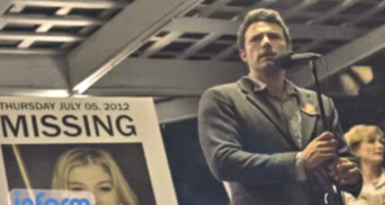 'Gone Girl' sqeaks past 'Annabelle' to top weekend box office charts