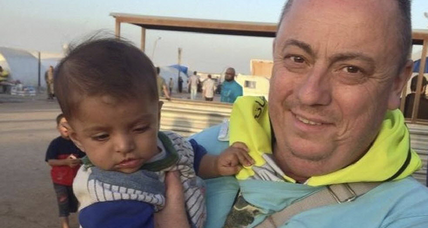 Islamic State fighter purportedly beheads Briton Alan Henning in propaganda video