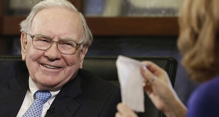 Warren Buffet joins a growing club of billionaire car kings