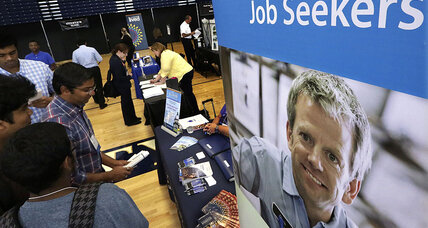 Unemployment hits a six-year low at 5.9 percent. Can wages catch up? (+video)
