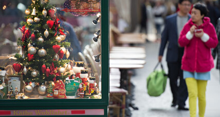 Germans join 'War on Christmas' – pre-Christmas commercialism, that is