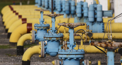 Ukraine gas talks stall; Oil prices slide; A step toward 'clean coal' [Recharge]
