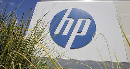 Hewlett-Packard (HPQ) to split into two public companies. Stock soars.