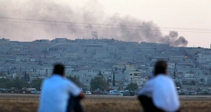 Islamic State: Why Turkey is hesitating to prevent fall of Kobane