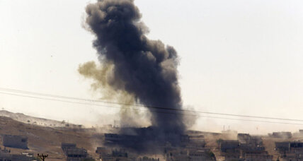 Does Islamic State progress in Kobane show limits of Obama's policy?