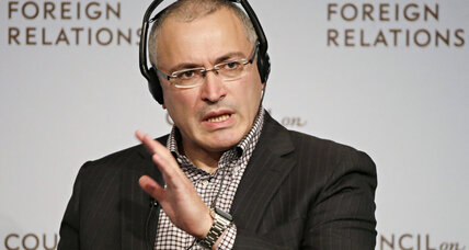 Can ex-oligarch Khodorkovsky become Putin's nemesis?
