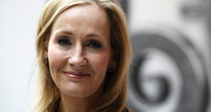 J.K. Rowling's mysterious tweets: What is she hinting at?