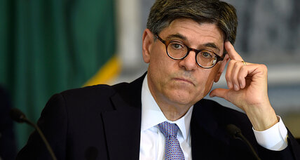 Lew: 'need for more action' from other nations to help boost global growth
