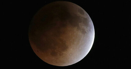 What can you learn from watching a lunar eclipse?