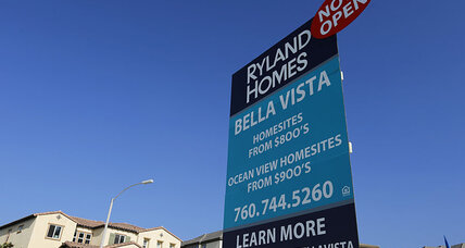 Home prices rise 6.4 percent in August, but pace is slowing (+video)
