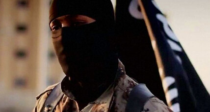 FBI asks Americans to help ID masked Islamic State jihadi. Good idea? (+video)