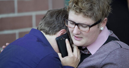 Supreme Court Justice Kennedy halts gay marriage licenses in Idaho