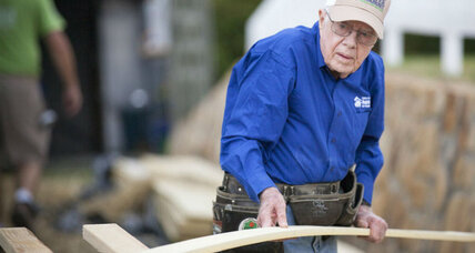 Jimmy Carter slams Obama on IS. Pile-on week at White House?